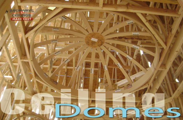 Building Ceiling Domes