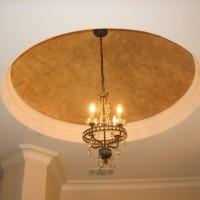 Master Bath Ceiling Domes