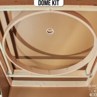 Ceiling Domes in a Remodel