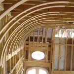 Prefabbed Cove Ceiling Framing Kit