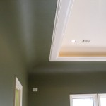 Living Room Coved Ceiling Design