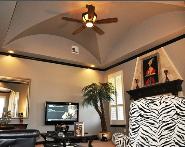 family room groined vault ceiling - How To Vault A Ceiling