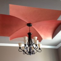 Dining Room Groined Vault Finished