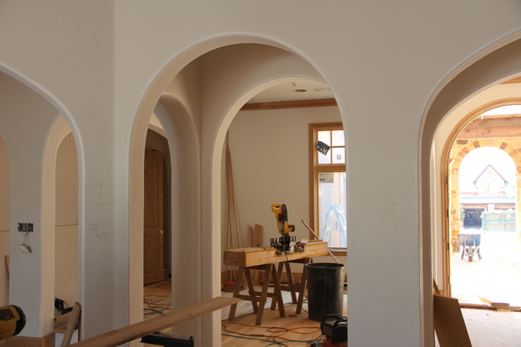 Archways for Arch door design