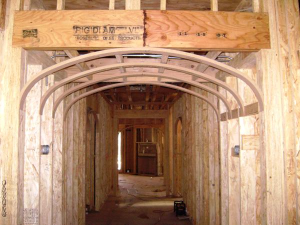 Barrel Vaults