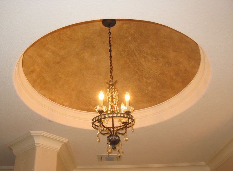 Dome Ceilings: Click on an image to see a larger view of our products'