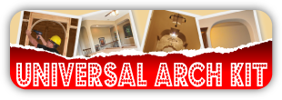 Universal Arch Kit By Archways Amp Ceilings Key Dealer